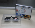 pvc packaging box and pet clear blister for sunglasses