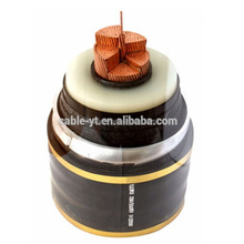 Copper XLPE High Voltage Power Cable and PVC/PE Outer Sheath Cable