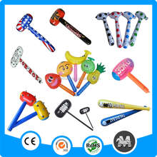 Promotional toys for kids inflatable hammer pvc plastic hammer