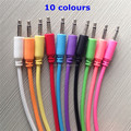 High Quality 3.5mm Male to 3.5mm Male Mono Cable/ 3.5mm Audio Cable