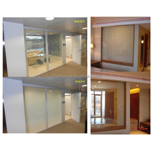 Low price electric privacy film/self adhesive smart Tint glass covering transparent