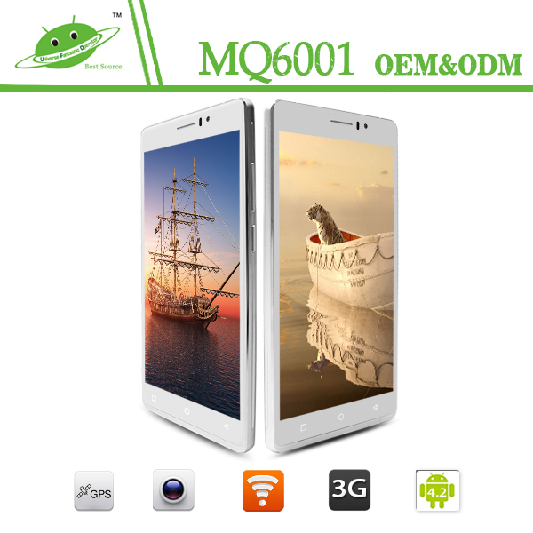 6 inch ultra slim waterproof shockproof smart phone