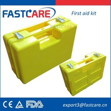 Factory Plastic First Aid Kit Box for Emergency Care