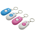 120 DB Emergency Self Defense Safety Loud Alarm keychain Suitable for Night Workers Women Kids