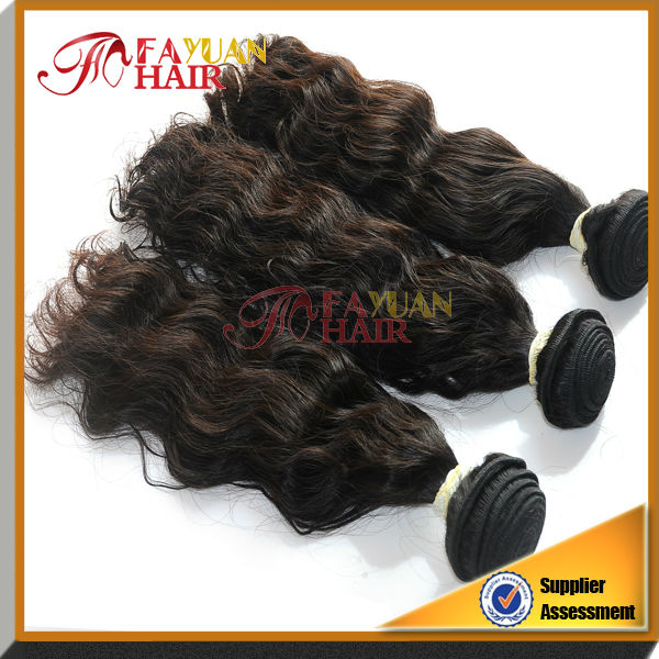 100% pure virgin hair double weaving new style guangzhou queen hair products