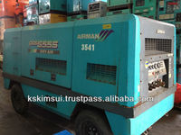 Airman PDS655S Air compressor