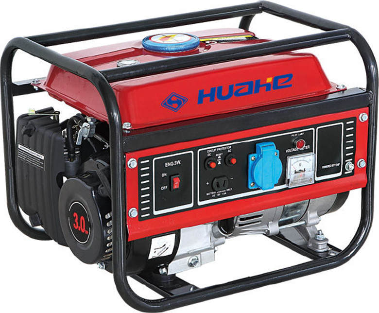 1kw gasoline generator with 80cc 4 stroke engine,gasoline engine generator