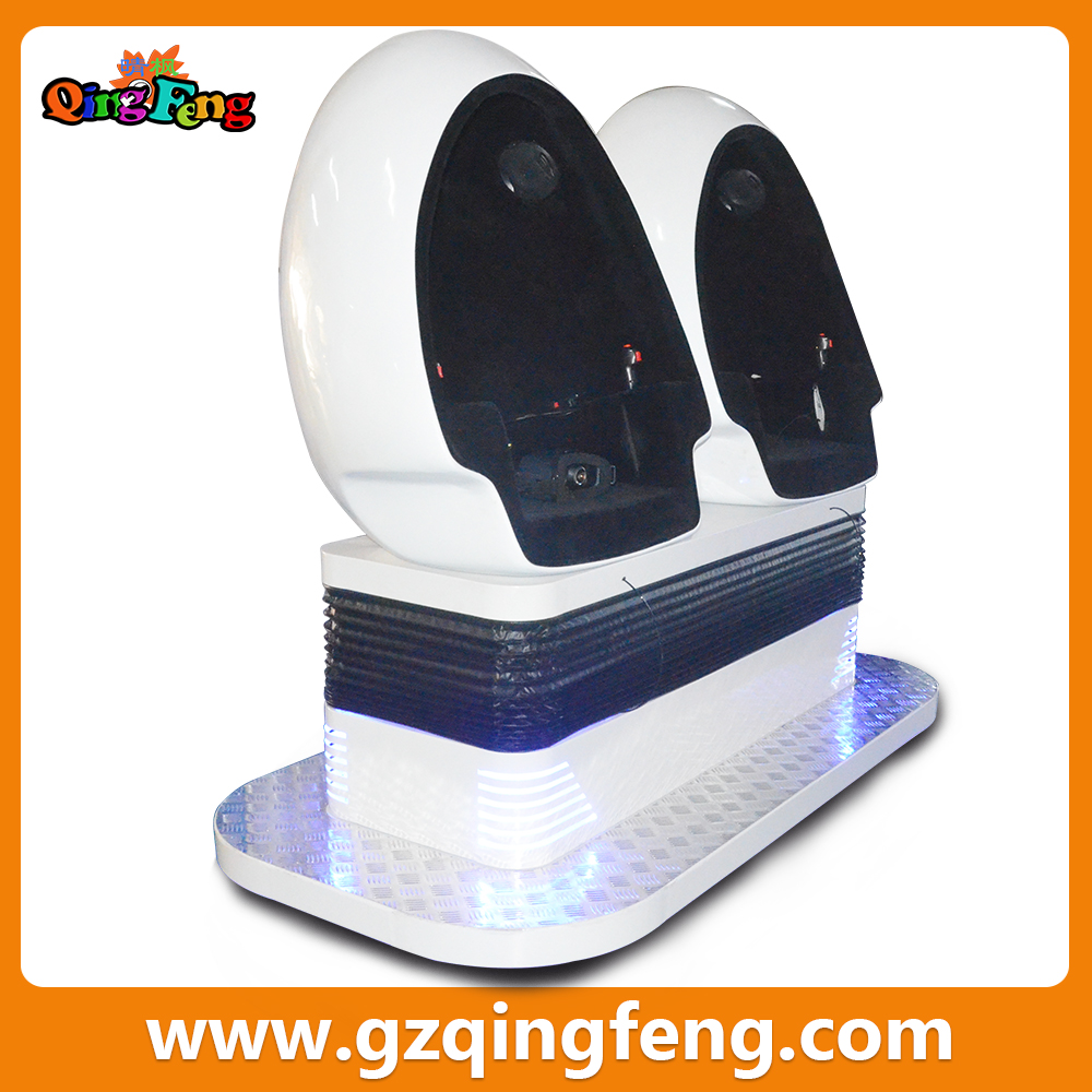 Qingfeng Chinese new year discount virtual reality game development 6d/7d/9d cinema