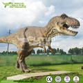 Theme Park Equipment Decoration Robotic Dinosaur King
