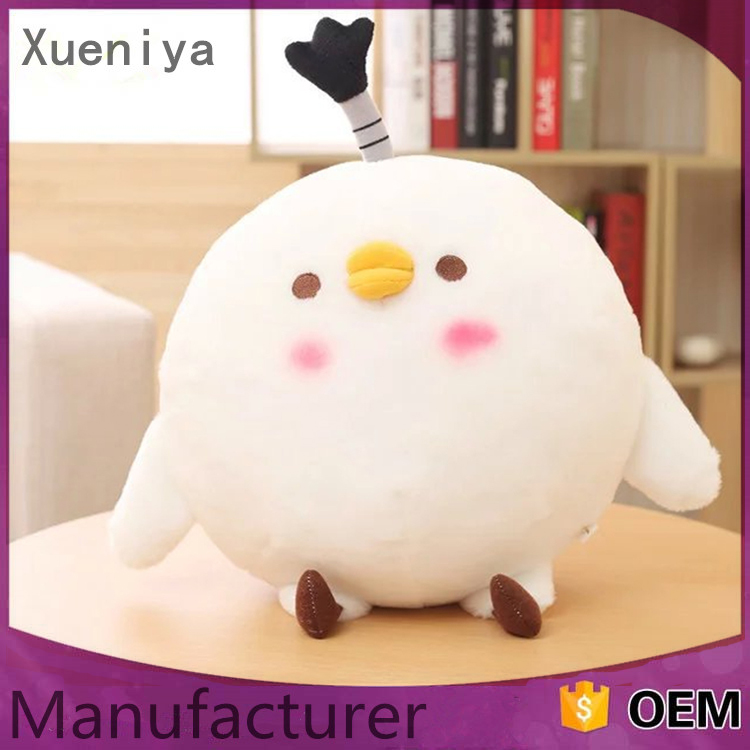 popular hot sale cute bird and rabbit animal plush toy