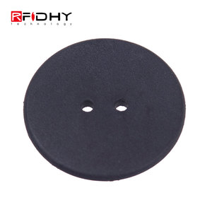 High Temperature Custom Durable 125KHz T5577 RFID Laundry Tags for Laundry Tracking System