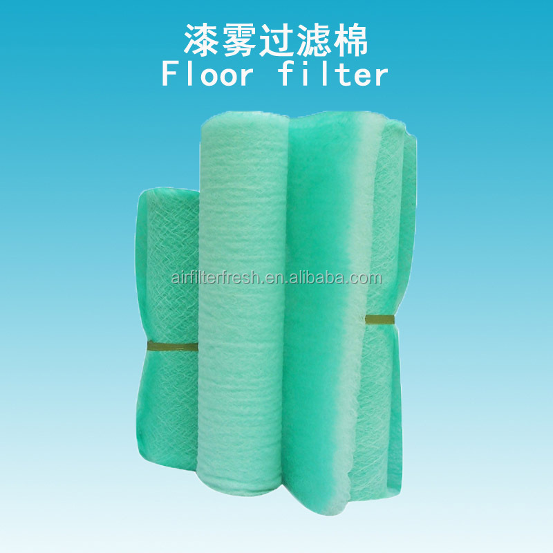 G3 EU3 spray paint arrestor filter painting workshop fiberglass floor filter