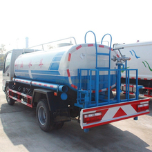 JAC mini 5000 liter water transport Water Sprinkler Truck