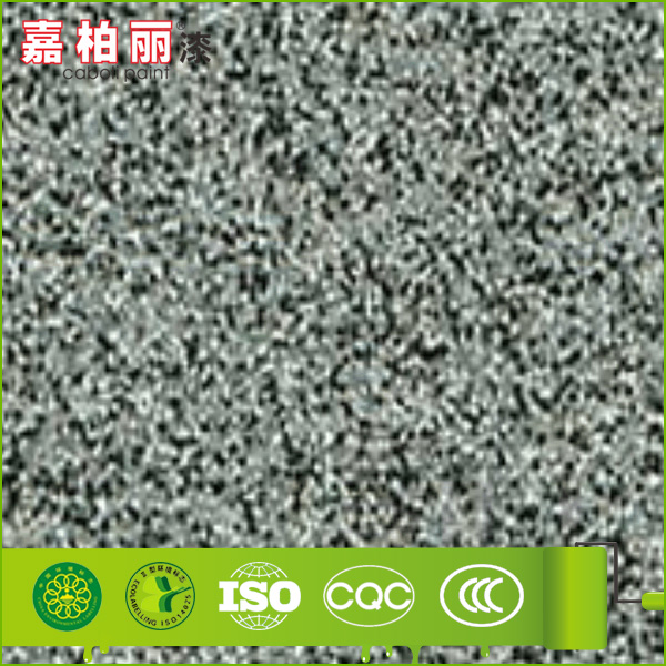 China guangzhou acrylic resin spray crystal grey granite texture paint