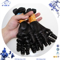 Indian Funmy Hair best quality wholesale 8-30 inch alibaba remy Indian hair