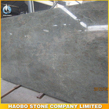 Haobo 3cm big slab Seawave Green China Green Granite