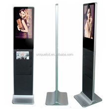 Original LG Panel LCD touch screen ad player with network
