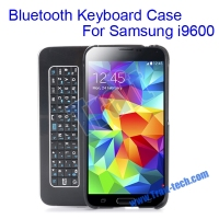 New Fashion Magnetic Removable Sliding Bluetooth Keyboard Case for Samsung Galaxy S5 I9600 G900