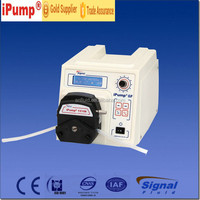 peristaltic pump 3 bar