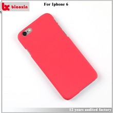 2017 china supplier high quality for iphone 6s cover phone case ruber red,for iphone 6s cover phone case rubber
