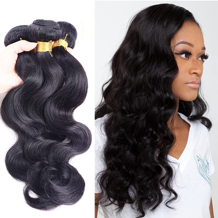 Free Weave Hair Packs Body Wave Malaysian Hair Bundles,Unprocessed Wholesale Virgin Malaysian Hair