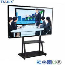 98 Inch OEM ODM Infrared LED Touch Screen Monitor Interactive White Board
