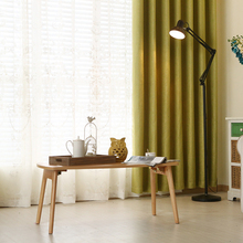 Best fancy blinds polyester voile fabrics sheer curtain