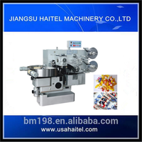 Newest multi-function double twist manual candy wrapping machine for sale food making machine