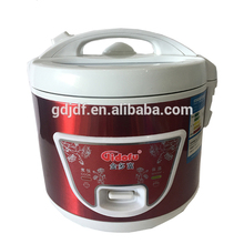 Bulk inner china pot flower printed body deluxe auto-cooking electric rice cooker