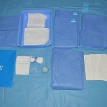 Delivery Kit Medical Surgical Disposable Sterile Laparotomy Pack