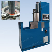 CNC Vertical Quenching Machine With Induction