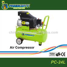 high quanlity portable 2.5HP air compressor