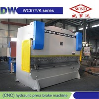 The queen of quality WC67Y-300/6000 cnc press brake machine with MD11 and E10 controller