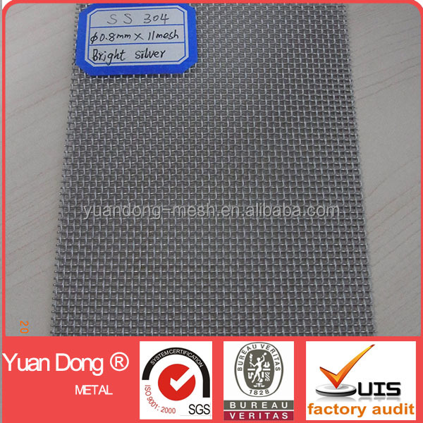 Anti-theft Window Guard/ Stainless Steel Wire Mesh Window Screen