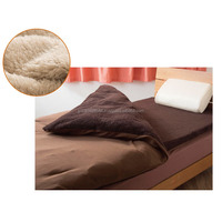 Comfortable thermal duvet cover , blanket for long-lasting warmth