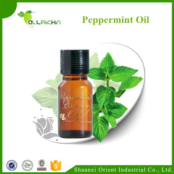 100% Natural and Pure Peppermint Essential Oil