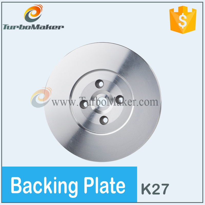 Turbocharger spare parts backing plate K27