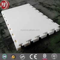 indoor white uhmwpe temporary ice skating plate for children playground