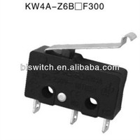 Small contact gap and quick action mini cherry micro switch for automatic machine,car electron