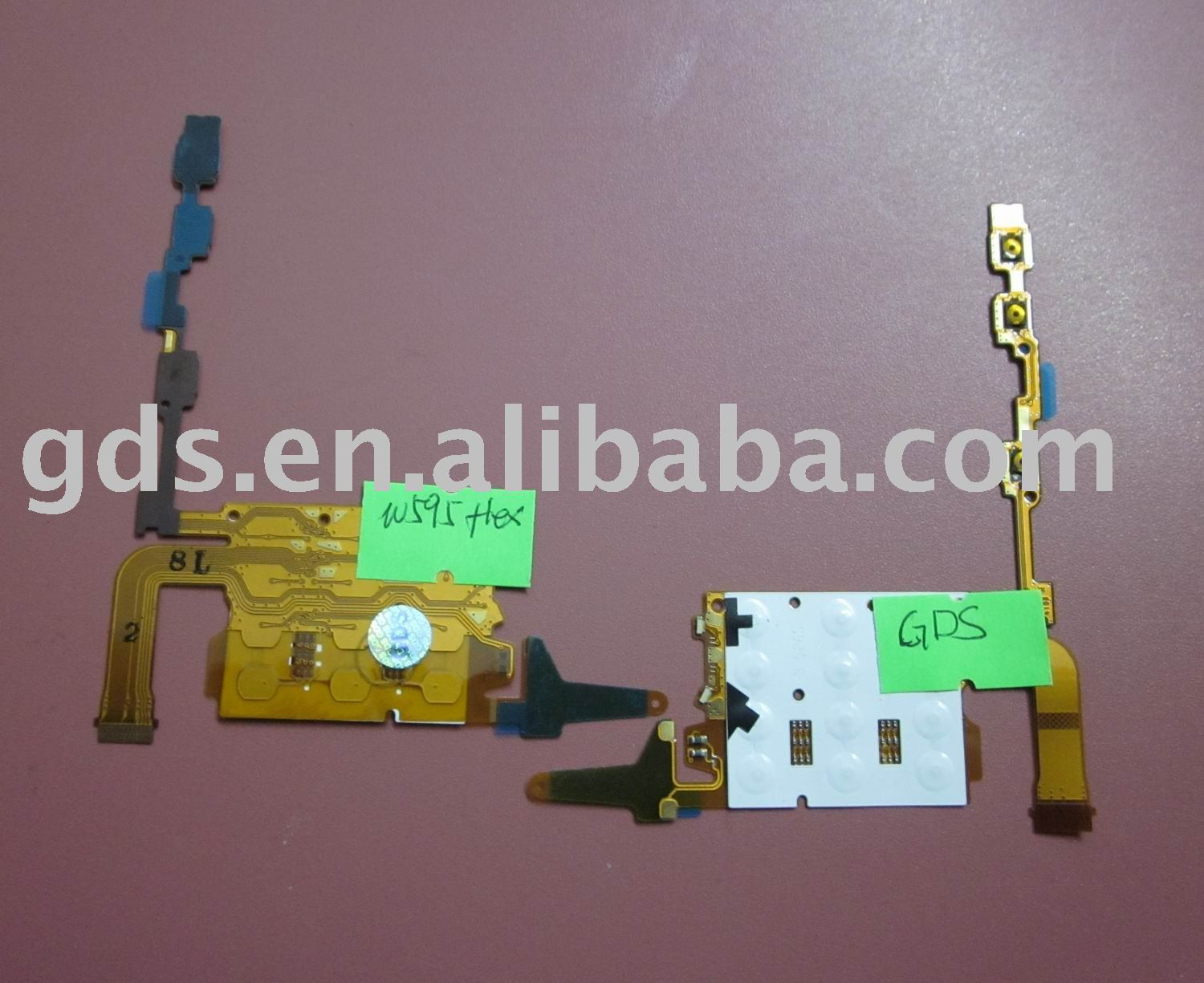 w595 flat cable for se flex cable