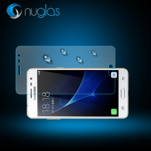Wholesale Mobile Accessories Nuglas Brand Cell Phone Screen Protector for Samsung Galaxy J3 pro zte x Tempered Glass Film