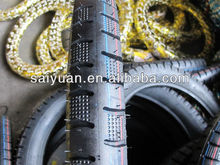 Motorcycle tyre and tube 3.00-17, 3.00-18