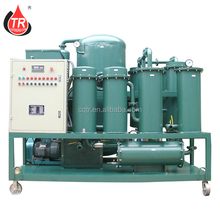lube oil purification system with gear oil filter