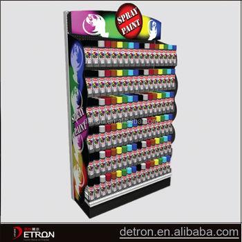 Customized Metal Spray Can Rack Buy Spray Can Rack