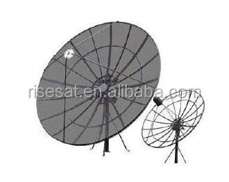 satellite Mesh Dish Antenna 300cm Aluminium factory price