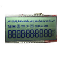 FSTN LCD for water meter