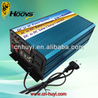 battery charger + solar controller + pure sine wave inverter all in one machine 1000W