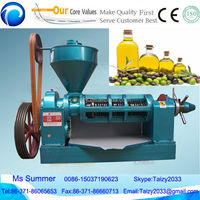 Best selling!Olive&coconut home oil press machine brand names in China