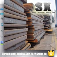 Low Alloy Carbon Steel Plates Astm A572 Grade 50 Or Gr.50