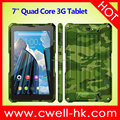 MEDIAFLY K7 Dual SIM 7 Inch Touch Screen 8GB ROM Quad Core WIFI GPS Rugged Style Android Tablet PC